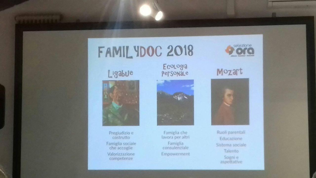 Family DOC 2018: Shakespeare entra in azienda, tra dilemmi e imprese familiari